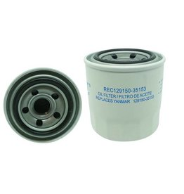 RecMar Yanmar oil filter (129150-35153)