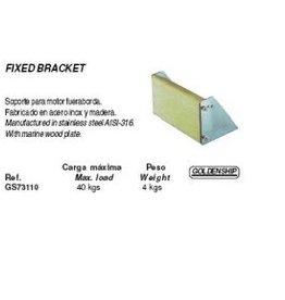 Buitenboordmotor bracket voor platform tot 40 kilo (GS73110)