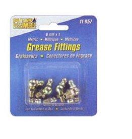 Vet nippels / Grease fittings (LUB11957)