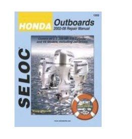 Seloc Honda Buitenboordmotoren Werkplaatshandboeken (verschillende modellen)
