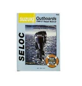 Seloc Suzuki Buitenboordmotoren Werkplaatshandboeken (verschillende modellen)