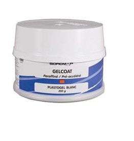 Soromap Gel coat repair / filling Plastogel 250 gram (SOR140898)