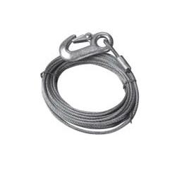RVS Lier kabel 6 of 10 meter