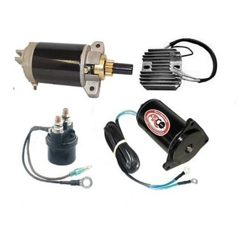 Yamaha Startmotor-Trimmotor-Gelijkrichter