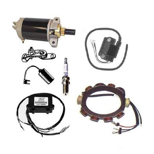 Honda Zündung - Elektronik Start / Trim