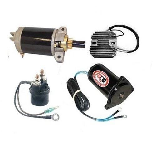 Johnson / Evinrude Startmotor – trim – gelijkrichter