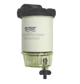 RecMar Benzinfilter Mit Halter (RECOBFILTER)