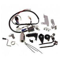 Suzuki / Johnson 9.9 / 15 HP 4-stroke add-on kit Remote Control Parts Kit (67130-94J11 / 67130-94J12 / 5036662)