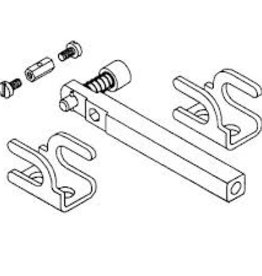 Cable kit OMC Johnson/ Evinrude for CC170 cable