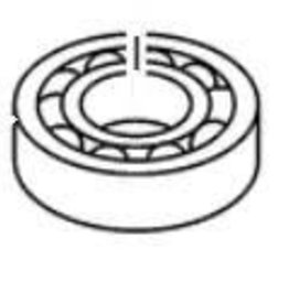 Yamaha / Parsun BALL BEARING F2.6 (93306-272Y2-00)