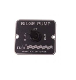 Rule Bilge Pump with Switch Panel