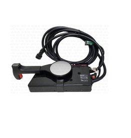 Yamaha / Parsun  Control Box Assy 7 pins 703-48230-14 kleur zwart