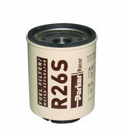 Reserve element voor dieselfilter (type RACR26)
