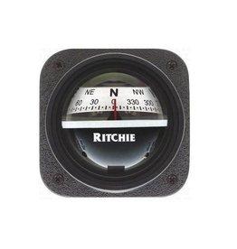 Kompas voor motorboten tot 24 feet zwart (Ritchie V-537W)
