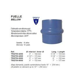 BALG tussenstuk Uitlaat en waterpijp temp. tot 177 °C