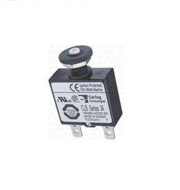 Thermische circuitbreker 3-40 amp