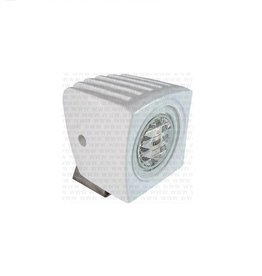 SeaBlaze Dek LED lamp 63,2 x 130,5 mm wit / zwart