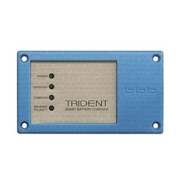 Remote display of TB Trident smart battery charger