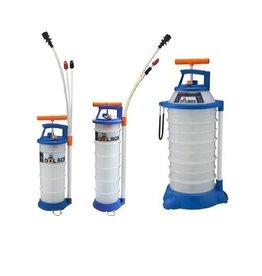 Olie pomp handmatig afzuigen van olie uit carter 4 tot 18 liter