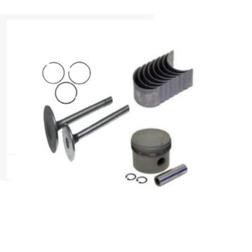 Yanmar Pistons, Piston Rings, Bearings, Intake and Exhaust Valves