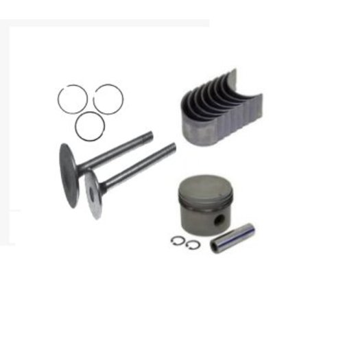 Yanmar Zuigers, Zuigerveren, Bearings,  Piston ring kits & Intake / Exhaust valves