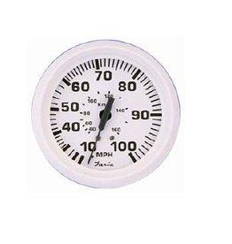 Faria Speedometer 30/50 knots