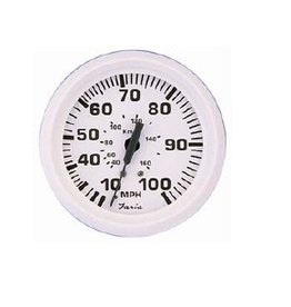 Faria Speedometer 30  knots