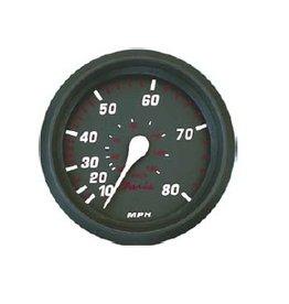 Faria Speedometer 50 knots