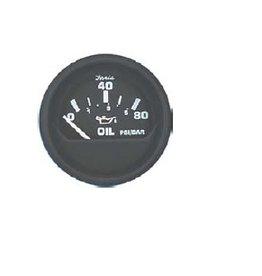 Faria Oil pressure meter 5 and 10 BAR