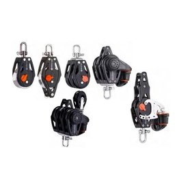 Master Pulley with fuse 40 mm - various types