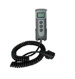 afstandsbediening met kettinglengte teller