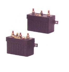 Elec.unit +2 schakelaars voor ankelieren
