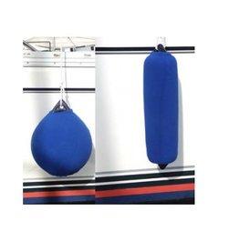 Fenda-Sox Fenders boat blue double
