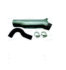 RecMar Yanmar Exhaust Elbow 2QM 2QM20 (13200)