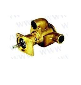 RecMar Yanmar WATER PUMP 6LY2-ST, -STVY, -STE, -WST, -WDT, -WDTZY 6LY2A-STP, -UTP 6LYA-STP, -STE, -UTE 6LY2M-WDT, -WST (119574-42502, 119574-42501, 119574-42500)