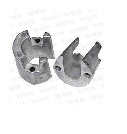 Tecnoseal Yanmar Sterndrive Collar for Trim ZT350 ZT370 (196350-07360)