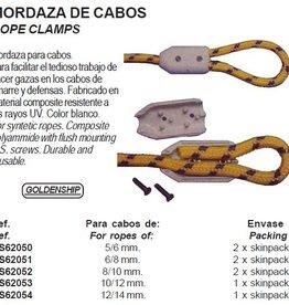 Golden Ship Touwklemmen 5 tot 14 mm