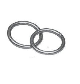 RVS ringen ∅ 20 t/m 130 mm
