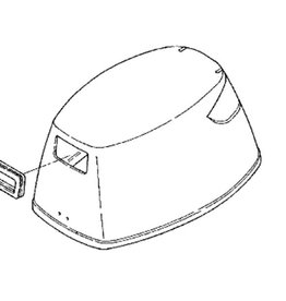 Mercury / Mariner / Tohatsu 4/5/6 hp 4-stroke 1 cil. Maintenance kit