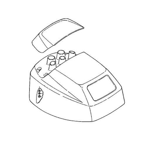 Mercury / Mariner onderhoud kit voor modellen 15 Carb (2Cyl) en SEAPRO