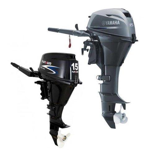 Nieuwe Yamaha en Parsun Buitenboordmotoren 4-takt