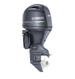 Yamaha 80 HP 4-stroke