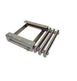 Telescopic ladder for platform  3 steps