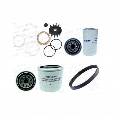 Yanmar Maintenance Kit 4JH2-DTE