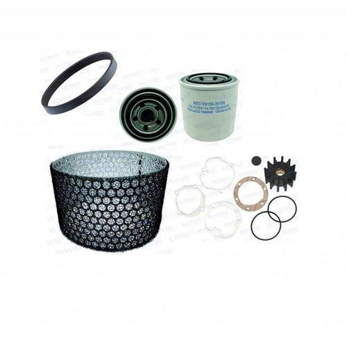 Yanmar Maintenance Kit 4JH2E, 4JH2-HTE, 4JH2-TE