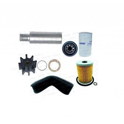 Yanmar Maintenance Kit 4LHA-DTE, -DTP, -DTZE, -DTZP, -HTE, -HTP, -HTZE, -HTZP, -STE, -STP, -STZE