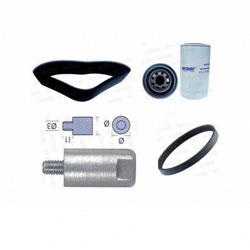 Yanmar Onderhoud Kits 6CX-GT