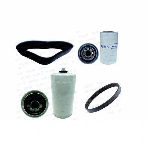 Yanmar Maintenance Kit 6CXM-ETE