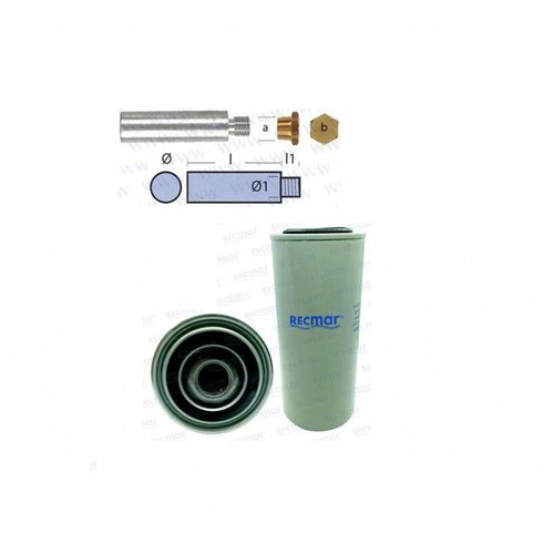 Yanmar Maintenance Kit 6LY2-STVY 6LY2A-STE, -UTP 6LY2M-WDT, -WST