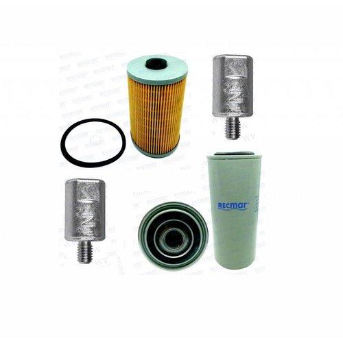 Yanmar Onderhoud Kits 6LY3-ETP, -STP, -UTP